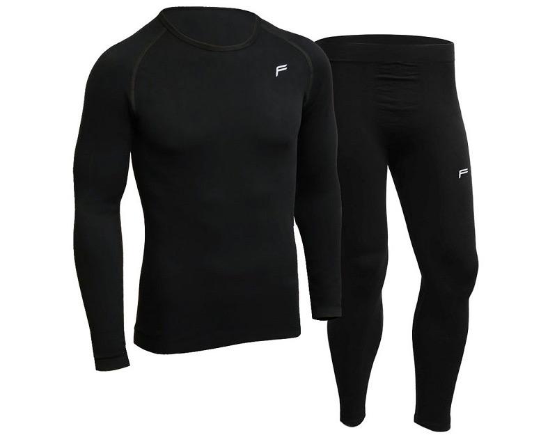 47da701697d Мъжки комплект термо бельо F-Lite Superlight включващ блуза с дълъг ръкав и  клин пълна дължина, дишащ, антибактериален и бързосъхнещ