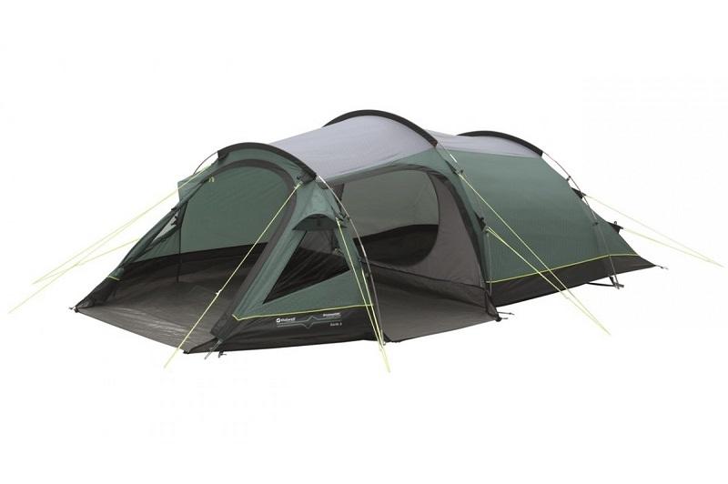 2d82a9b29ac Триместна туристическа палатка с тунелна конструкция Outwell Earth 3