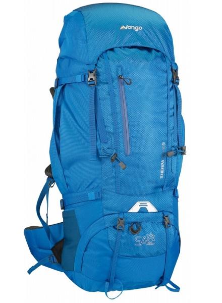 f84d7504126 Туристическа раница Vango Sherpa 60+10 S