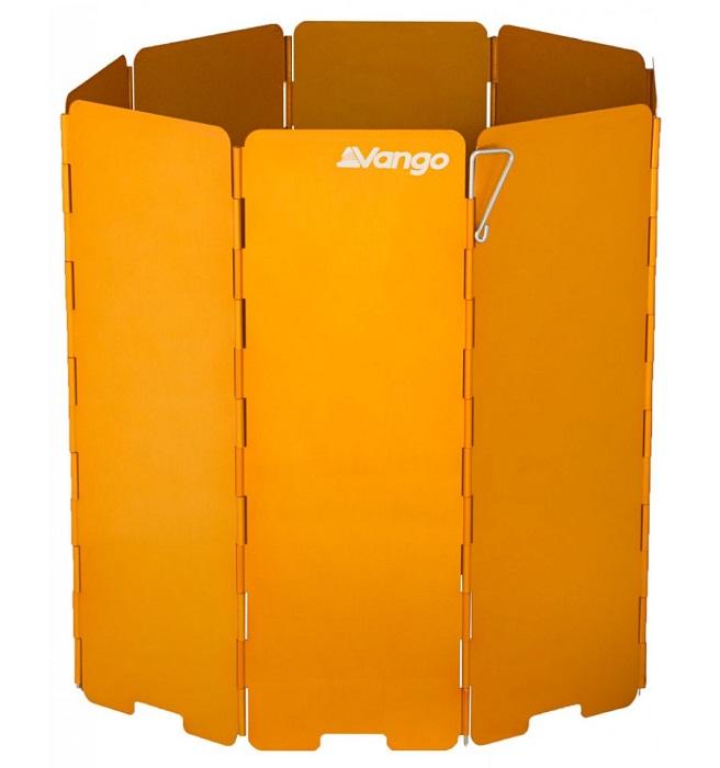 6c9bd0e0433 Ветробран за газов котлон за защита от вятър Vango Windshield XL, изработен  от алуминий